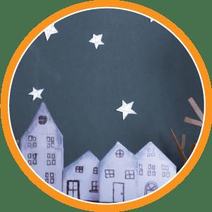 Folletto Tartufo e i desideri della luna