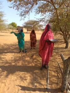 Women in Village