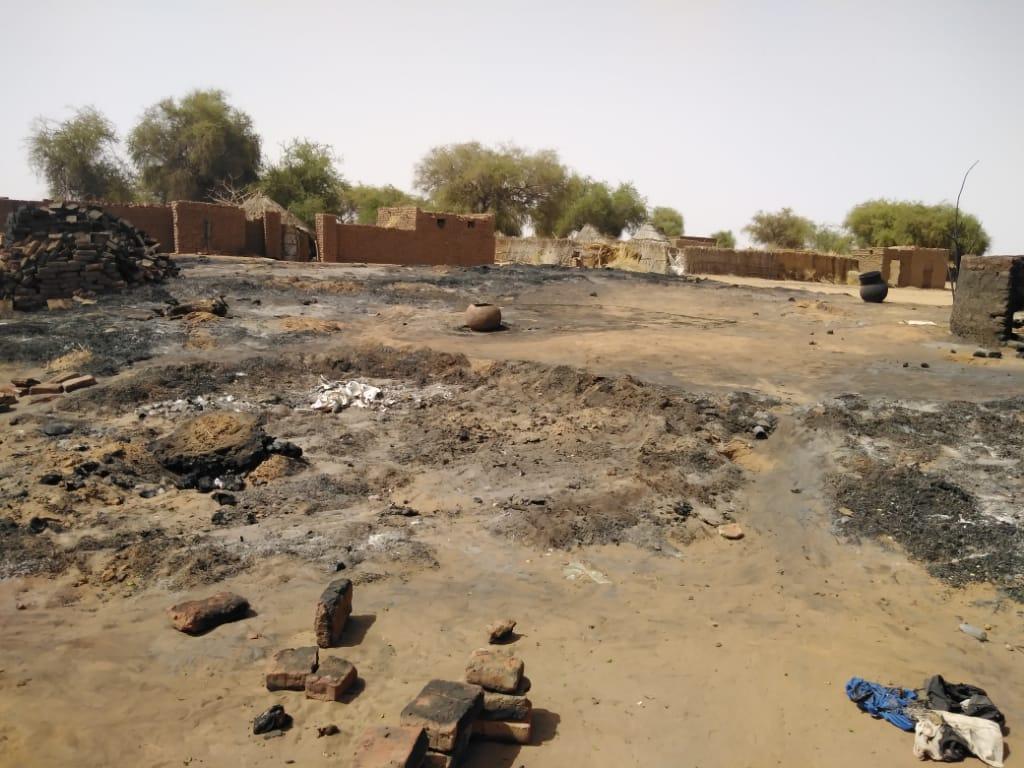 Fire in Um Hagalig 2