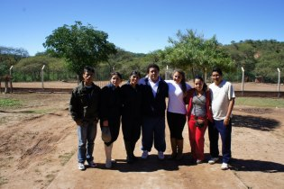 KFWH Student Intern Speaks About Her Experience in Bolivia