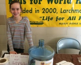 Murray Avenue KFWH Chapter Fundraisers Boost Efforts in Guatemala in 2015