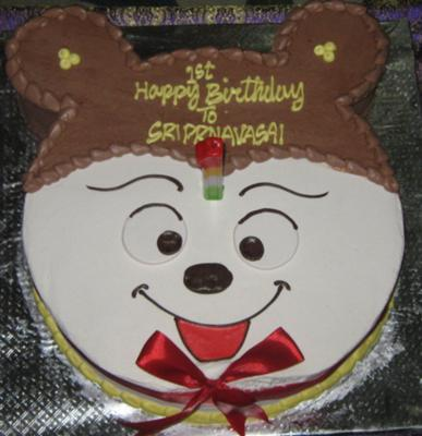 First Birthday Cake Mickey Mouse Kids Games Central