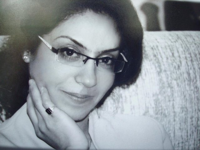Raha Sabet A Baha'i young woman spending her young life in the Islamic Republic prison