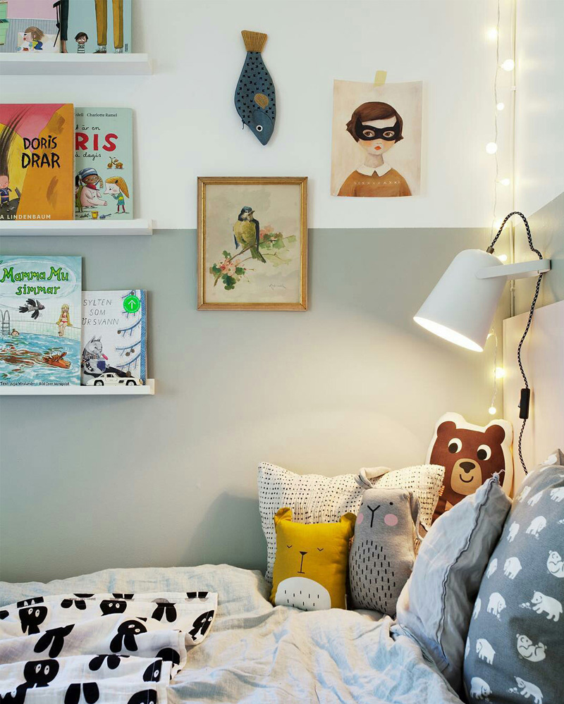 lighting and lamp ideas for kids rooms