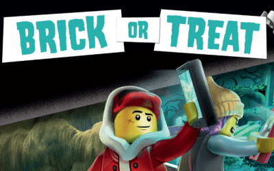 GIVEAWAY: Brick-Or-Treat at Legoland Discovery Centre