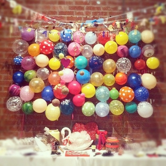 balloon ideas for kids party