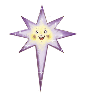 Children's Book Series Kids Light Up Self Control