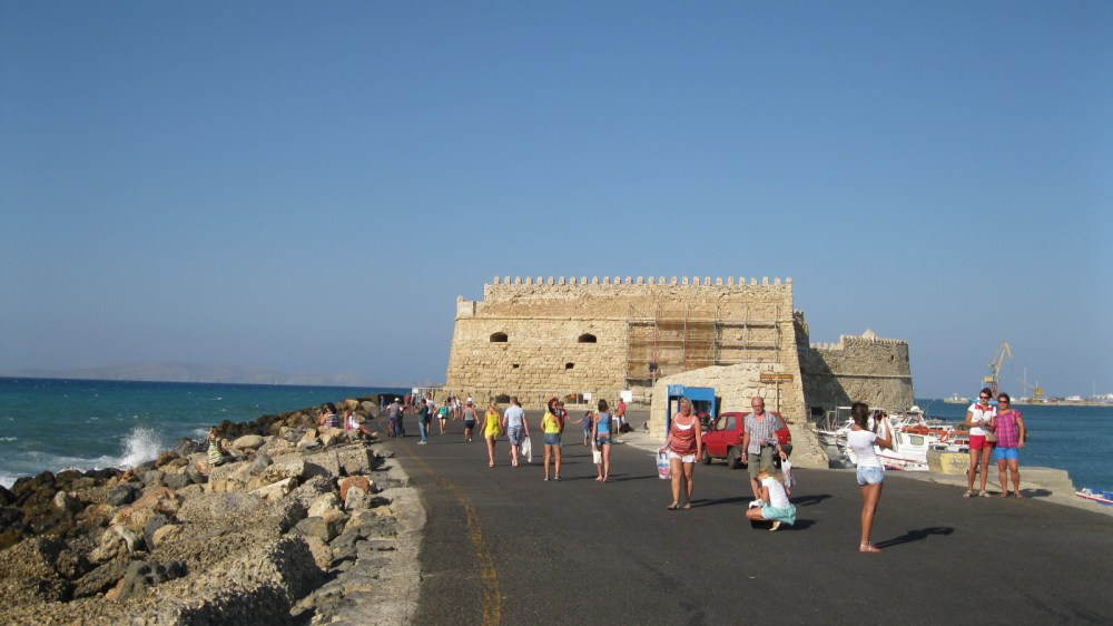 Heraklion Beachfront