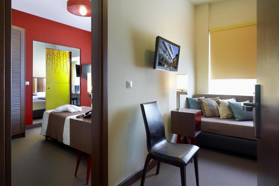 Lato boutique hotel Heraklion KidsLoveGreece.com accommodation