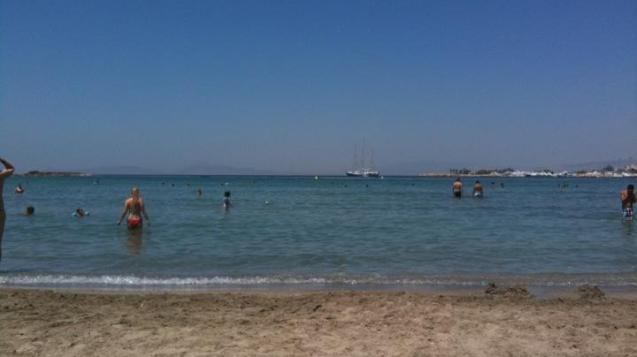 Asteras Glyfadas Beach