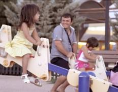 Παιδική Χαρά στο Πάρκο Φλοίσβου – Αθήνα