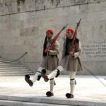 Parliament, Tsoliades & Syntagma