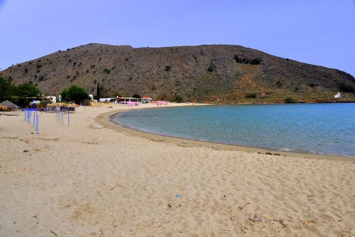 Kalyvaki beach Georgioupoli Chania KidsLoveGreece.com