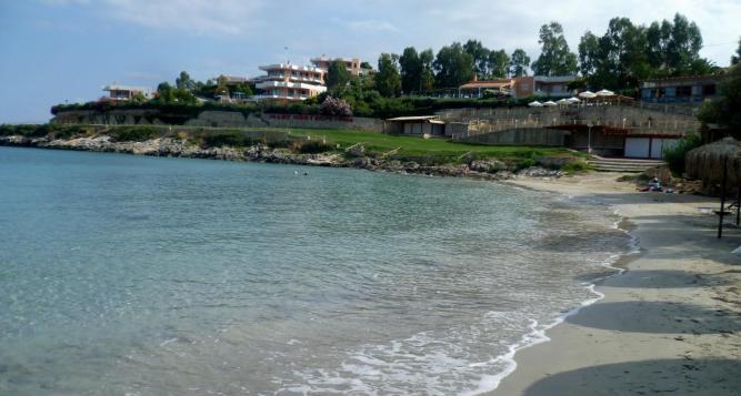 Loutraki Beach