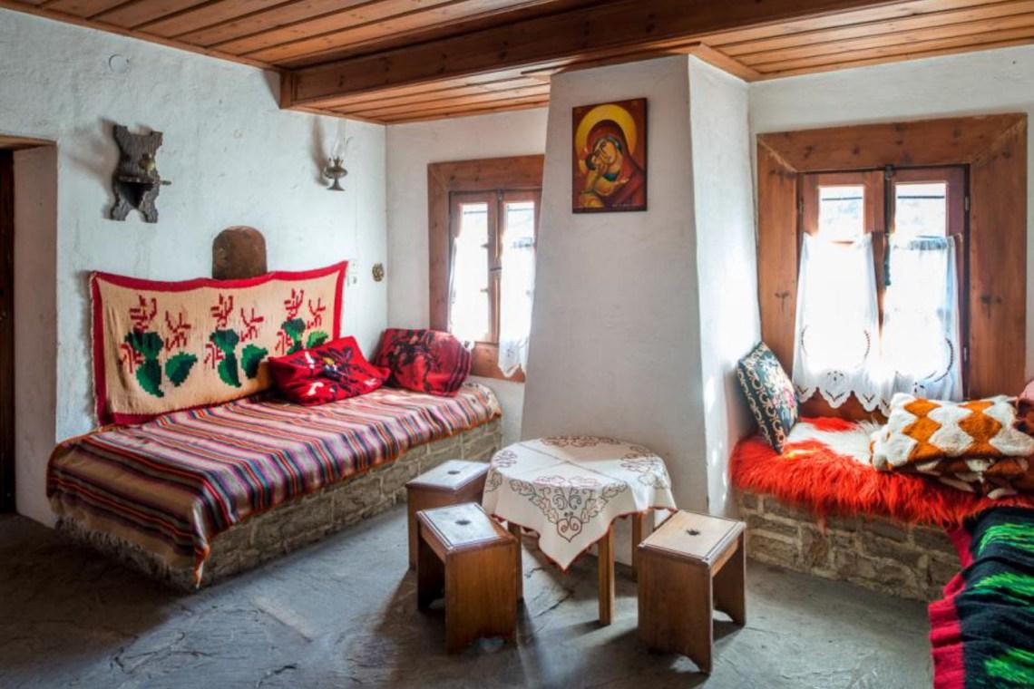 Kipina monastery Tzoumerka KidsLoveGreece.com
