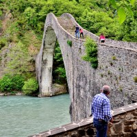 Plaka Bridge – Katarraktis