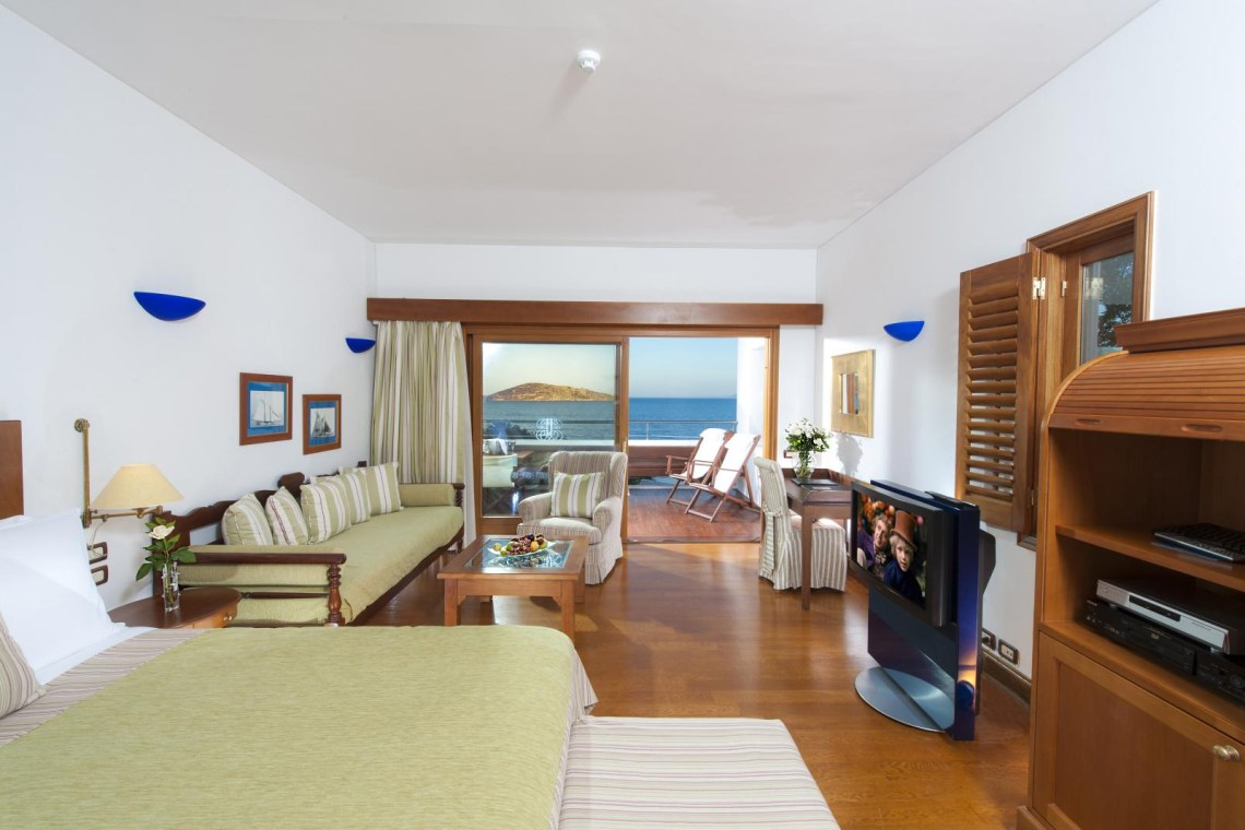 Elounda beach hotel and villas KidsLoveGreece.com accommodation
