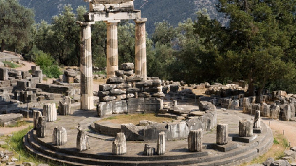 Percy Jackson Small Group Day Trip To Delphi From Athens
