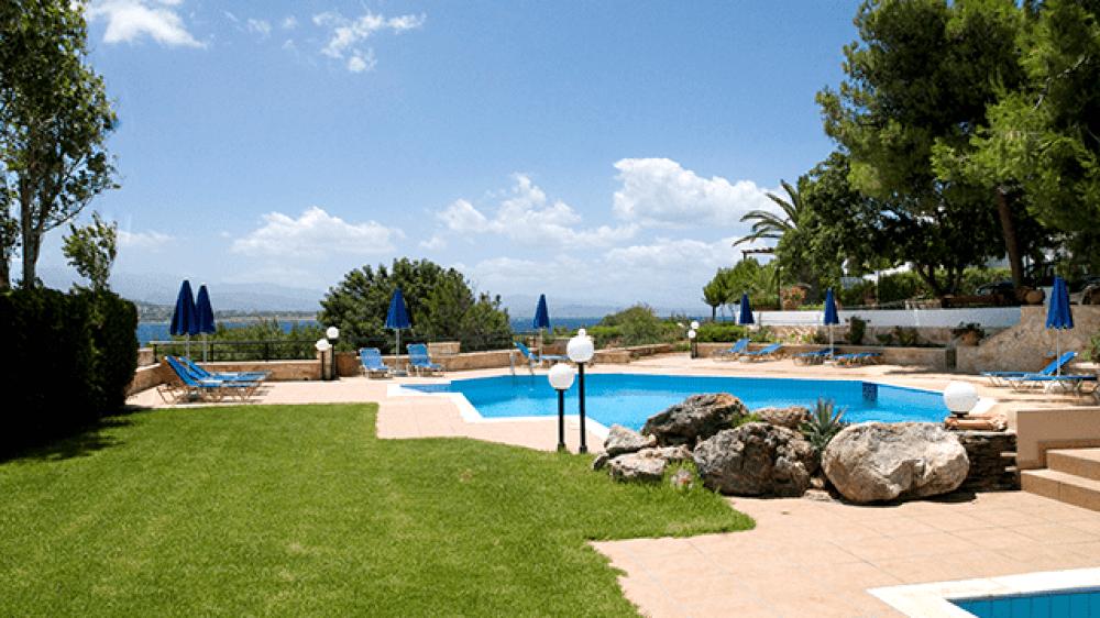 Alianthos Family Suites, Chania