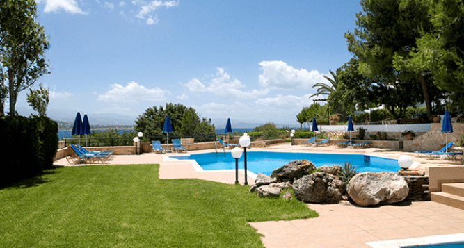 Alianthos Family Suites, Chania