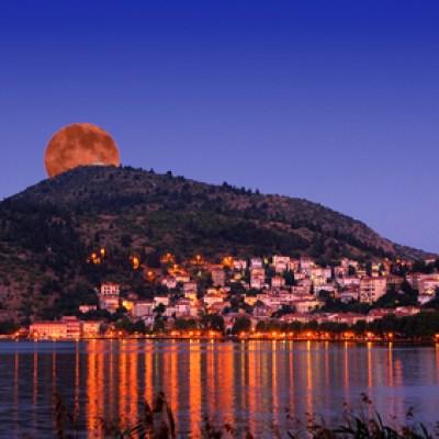 August 10th: Full Moon Magic in Greece