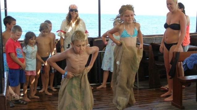 Pirate Cruise in Souda Bay