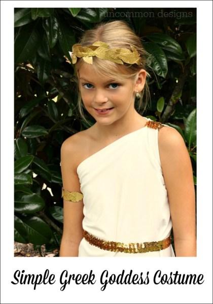 Greek Goddess for Halloween?