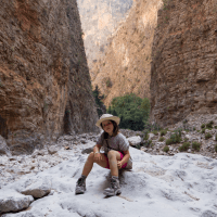 Hike the Samaria Gorge – take the challenge!