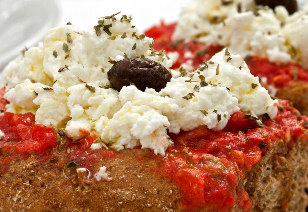 dakos greek food
