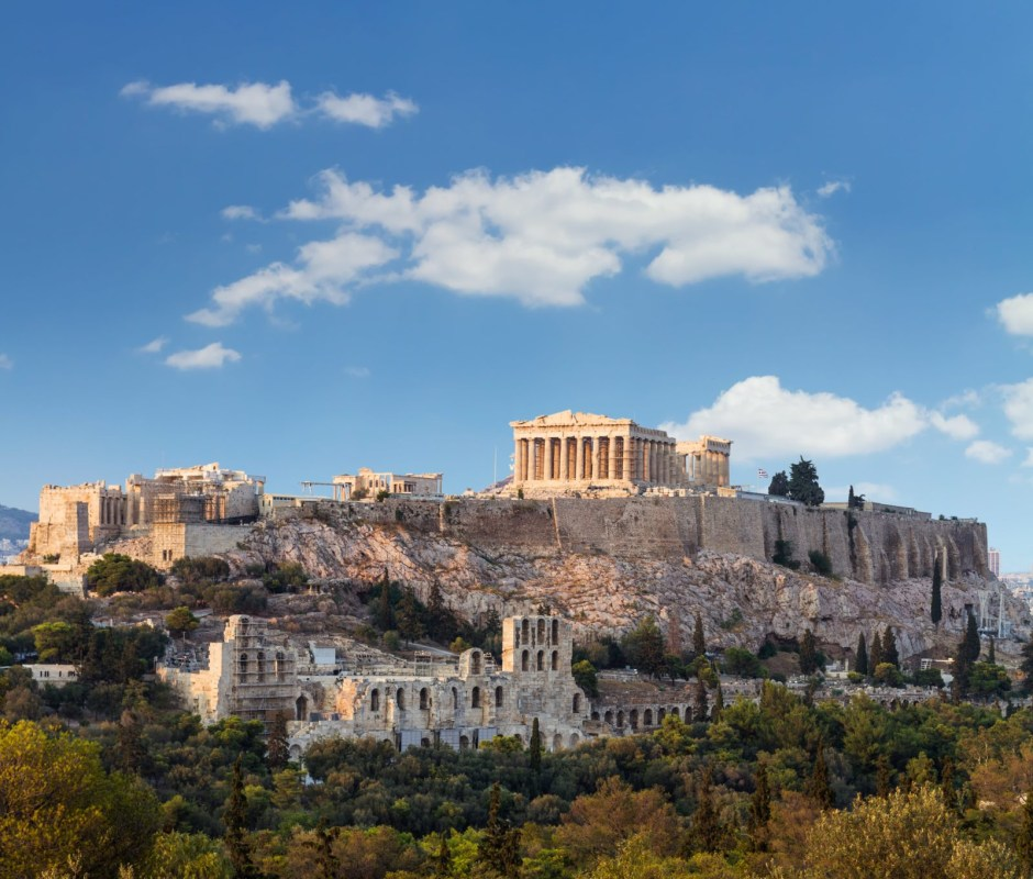 Percy Jackson Day Tours From Athens - Family Vacations In Greece