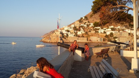 Kids Love Greece HYdra 9