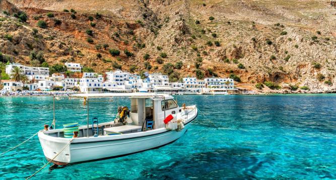 """The 3 best """"hidden"""" places in Crete"""