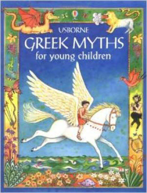 Greek myt young