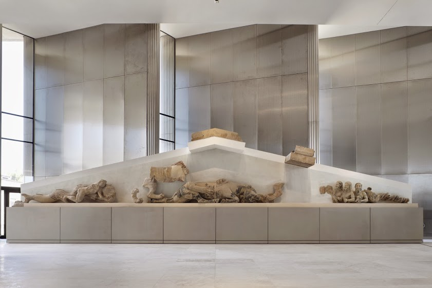 he Acropolis Museum for families activities Athens group tour