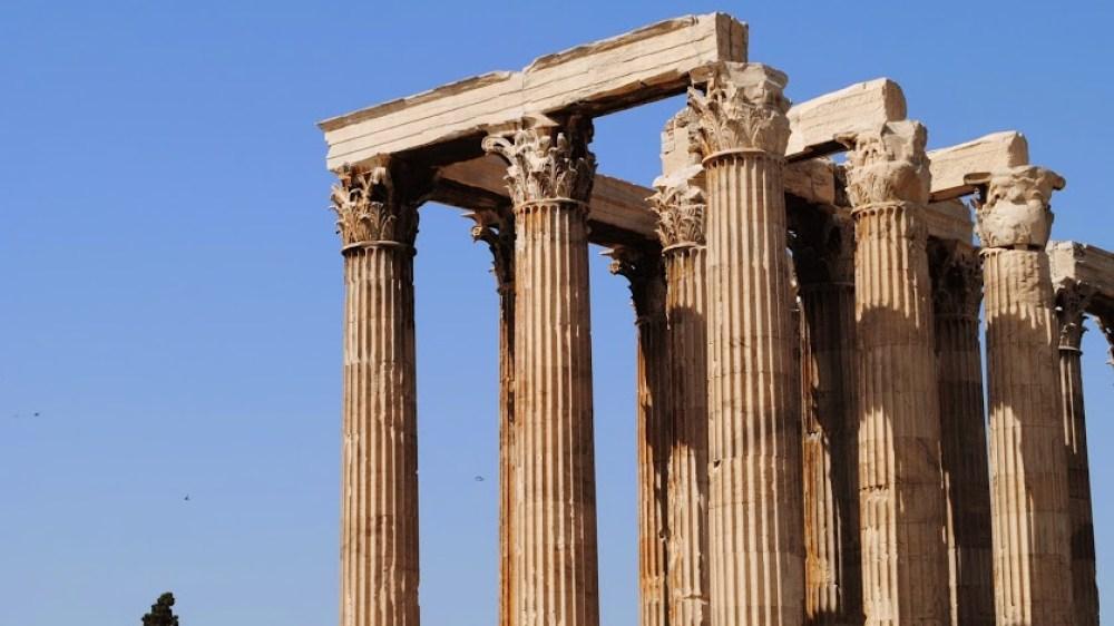 The Acropolis for families Group Tour