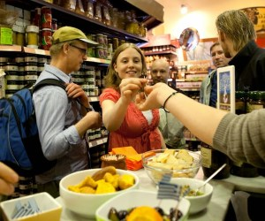 Athens Food Tour for families