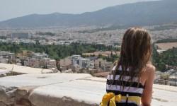 Οικογενειακή ξενάγηση στην Ακρόπολη
