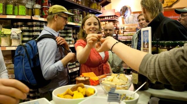 Ξενάγηση για οικογένειες στις γεύσεις της Αθήνας