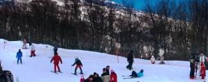 Pelion ski center activity for families KidsLoveGreece.com