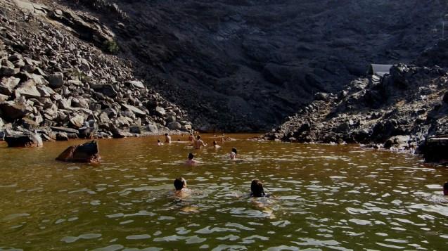 Το ηφαίστειο της Σαντορίνης