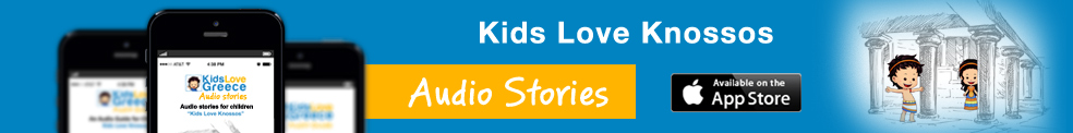 Audio Stories about the Palace of Knossos for Kids
