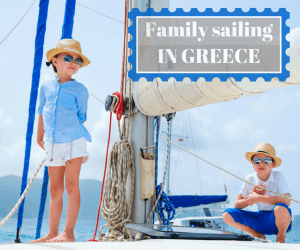 Family Sailing Trip in Crete (east) – 3-day Package