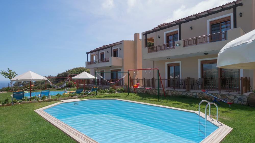 Villas Elix and Germi