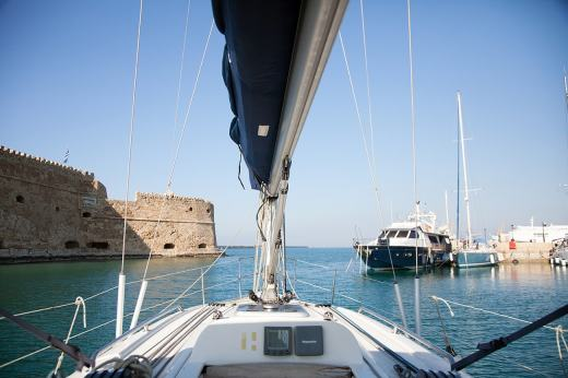 amily day cruise to Dia Crete sailing with the family activities kids love Greece