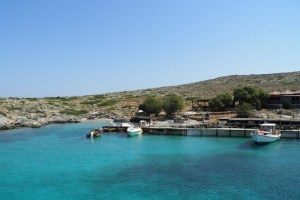 sailing with the family Crete family day cruise to Dia kids love Greece activities