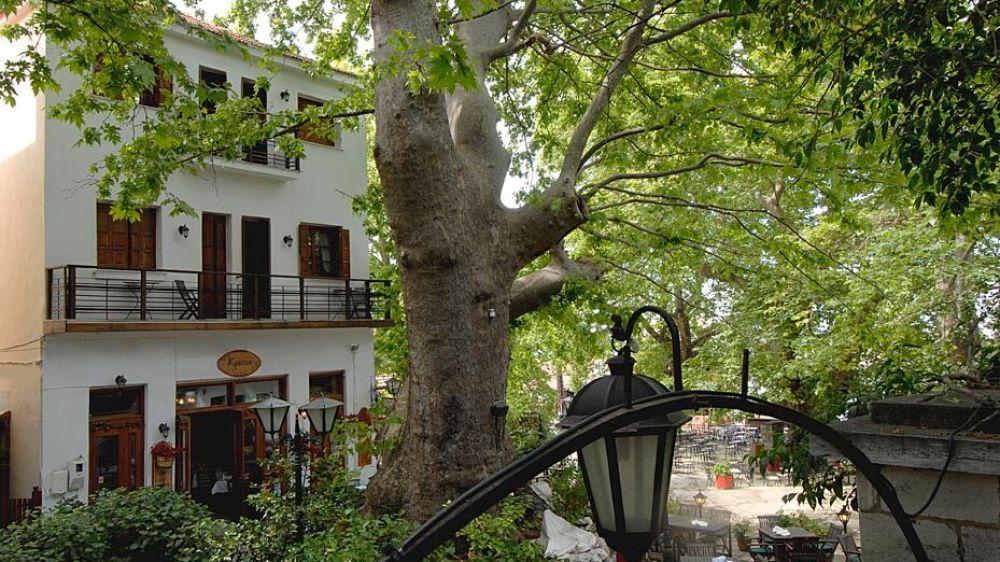 Κρίτσα Gastronomy hotel