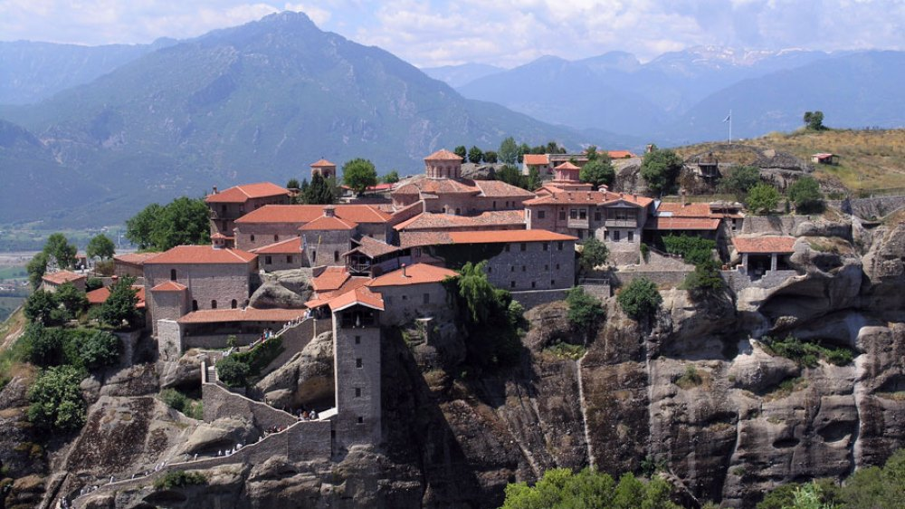 Half Day Meteora Family Tour