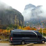 Meteora family trip transfer KidsLoveGreece.com