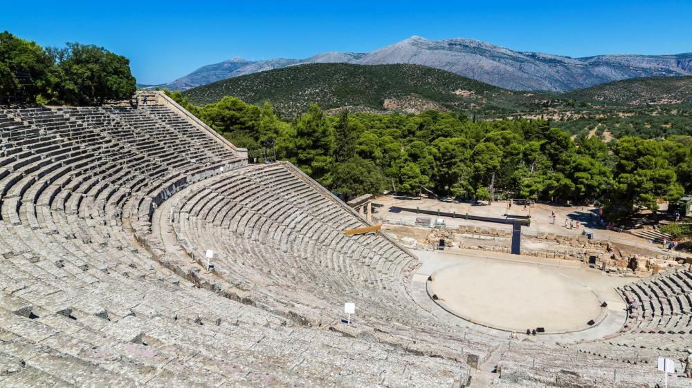 Epidaurus Private Family Guided Tour
