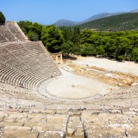 Percy Jackson Tour of  Epidaurus and Nafplion – Day Trip from Athens